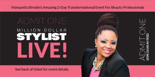 Million-Dollar Stylist Live 1