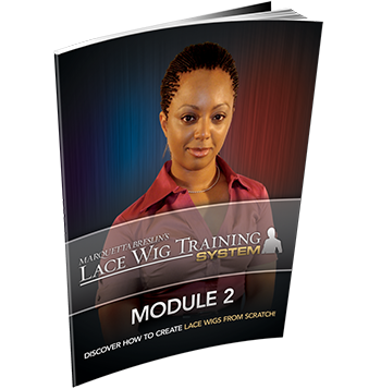 Lace Wig Training System Workbook 2