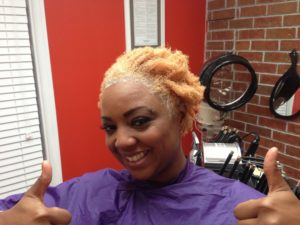 Going...Going...Blonde! 1