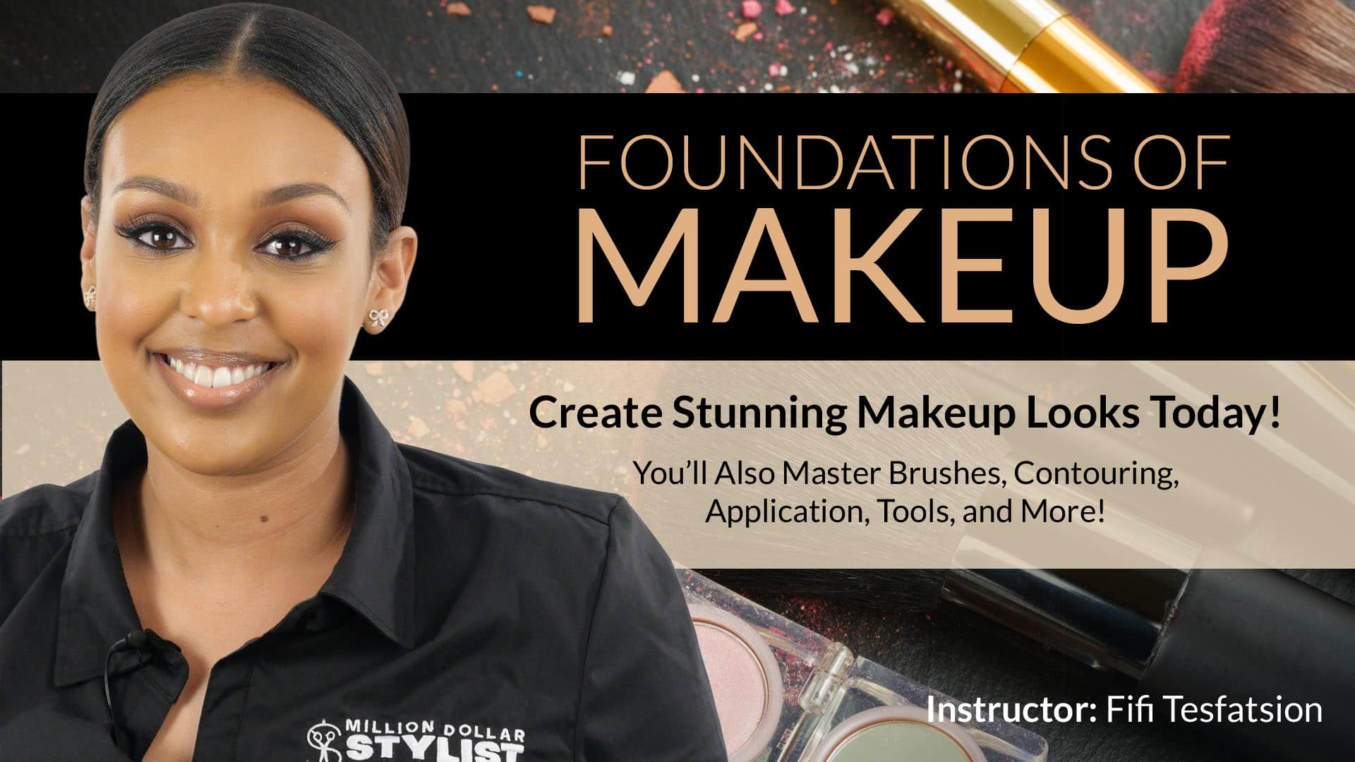Foundations Of Makeup 1